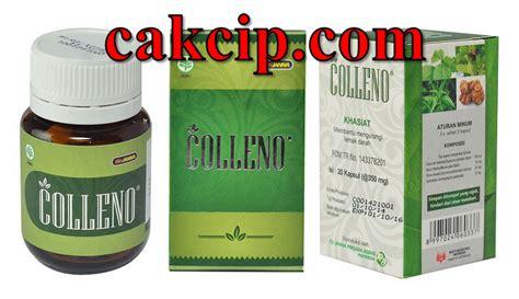 Obat Herbal Biojanna colleno obat kolesterol tinggi terbaik termurah di