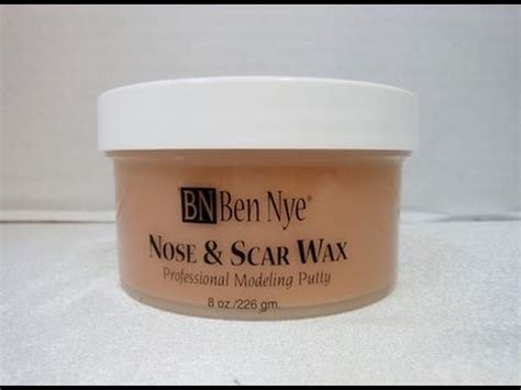 scar wax tutorial full download nose and scar wax tutorial