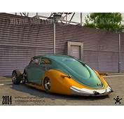 Volkswagen Beetle Hot Rod