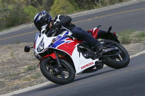honda cbr street bike is 300cc the new 600cc the rise of small bore sport bikes