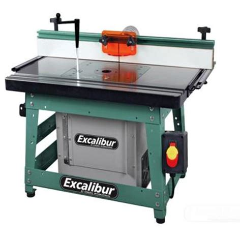 bench dog 40 100 excalibur bench top router table kit 40 100c the home depot