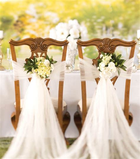 Bridal Shower Chair Decorations by How To Make A Crushed Tulle Chair D 233 Cor Diy Wedding Wedding Planning With Jo