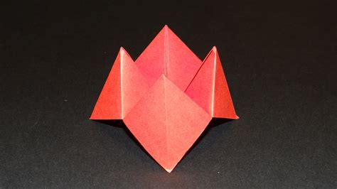Finger Origami Fortune Teller - how to make an origami finger 28 images a crisp fold