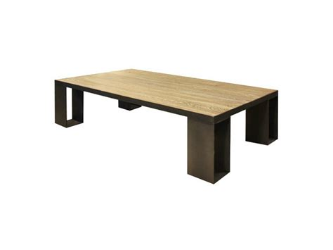 Table Basse Chene Massif 211 by Table Basse Rectangulaire En Ch 202 Ne De Salon Canada By Ph