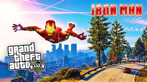 mod game terbaik 5 mod terbaik di gta v untuk menjadi superhero segiempat