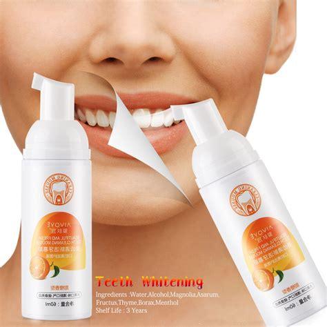 ml teeth whitening toothpaste essence liquid oral