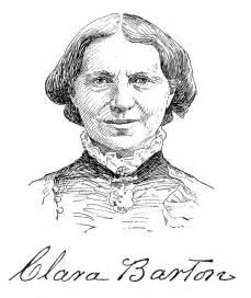clara barton 1821 1912 photograph by granger