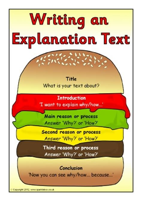 Explanation Letter Ks2 Explanations Writing Primary Resources And Printables Sparklebox