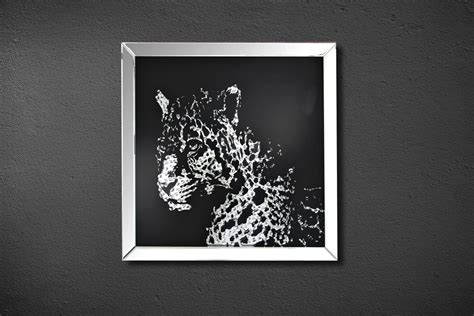 wall decor mirror home accents bedroom glamorous home accents mirrors modrest leopard