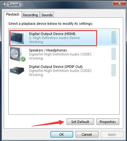 how to fix hdmi driver windows 7 issue procpedia