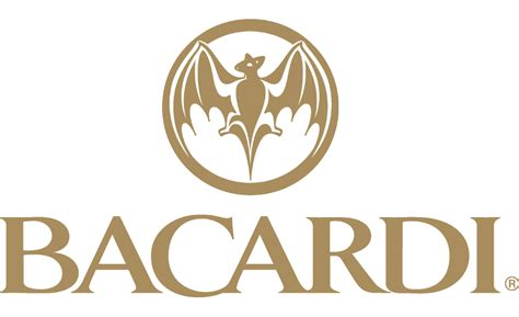 bacardi logo white bacardi usa renews agreement with horizon beverage 2016