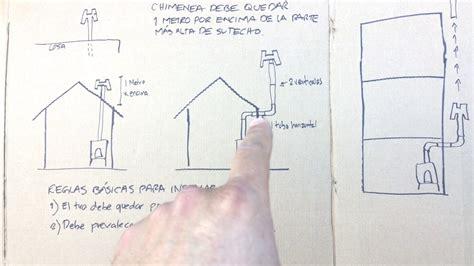 como instalar una chimenea o estufa de le 241 a www