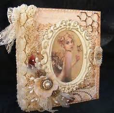 shabby chic photo album shabby vintage scrapbook albums and girly on