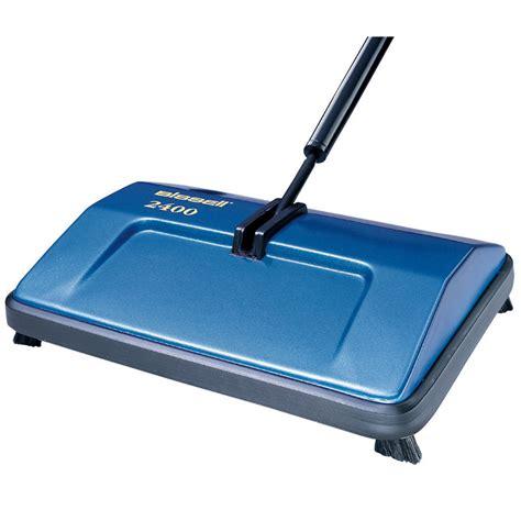 Walk Floor Sweeper bissell 2402 sturdy sweep walk floor sweeper