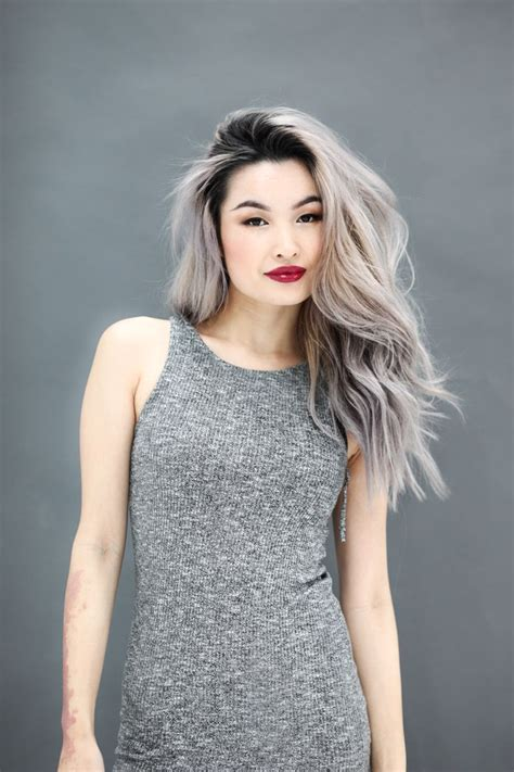 stylish eve gray hair 78 best images about trend grey hair on pinterest