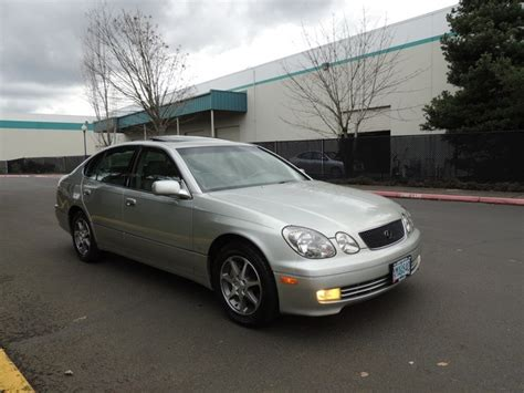 old car manuals online 2000 lexus gs windshield wipe control service manual 2000 lexus gs repair line from a the transmission to the radiator transmission