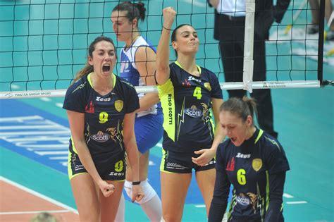 riso scotti volley pavia giocatrice lega pallavolo serie a femminile
