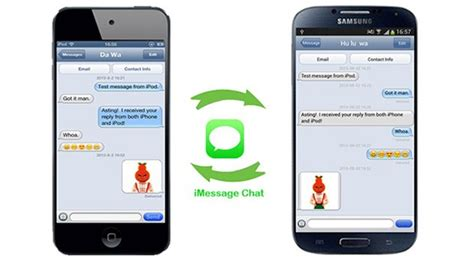 how to get imessage on android imessage unofficially comes to android needs a big health warning update pulled