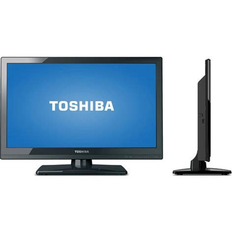 Tv Lcd Toshiba 24 Inch toshiba 24 quot 24sl410u 1080p 60hz 1 85 quot slim led lcd hdtv tv discount 22265004234 ebay