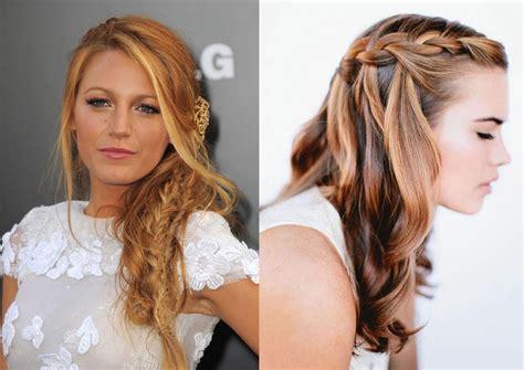 treccia interna moda capelli a ciascuna la sua treccia