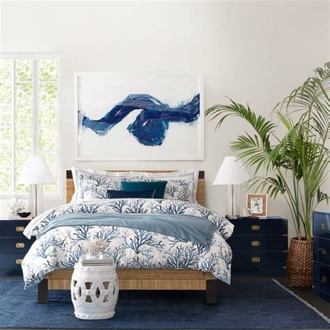 william sonoma bedding printed coral bedding williams sonoma