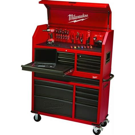 16 Drawer Tool Chest by Milwaukee 46 In 16 Drawer Tool Chest And Rolling Cabinet Set And Black 48 22 8510 20 The