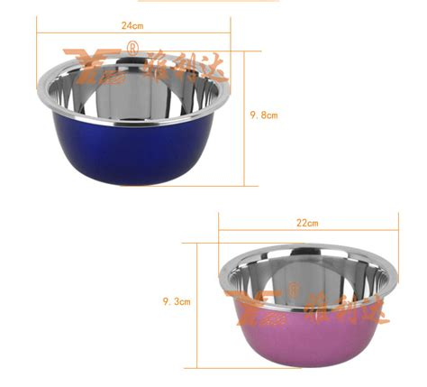 Stainless Bowl Mangkok Stainless 22cm Vavinci 22cm 24cm 26cm stainless steel serving mixing bowl with lid for kitchen use buy mixing bowl
