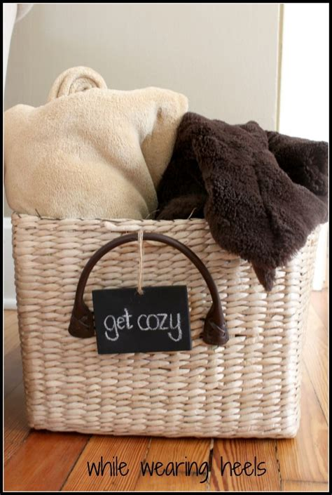 living room blanket storage 25 best ideas about blanket basket on blanket storage baskets for storage and