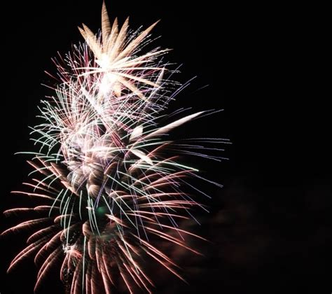 fireworks picture  stock