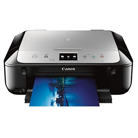 Office Depot Printer by Canon Pixma Mg6821 Wireless Color Inkjet All In One