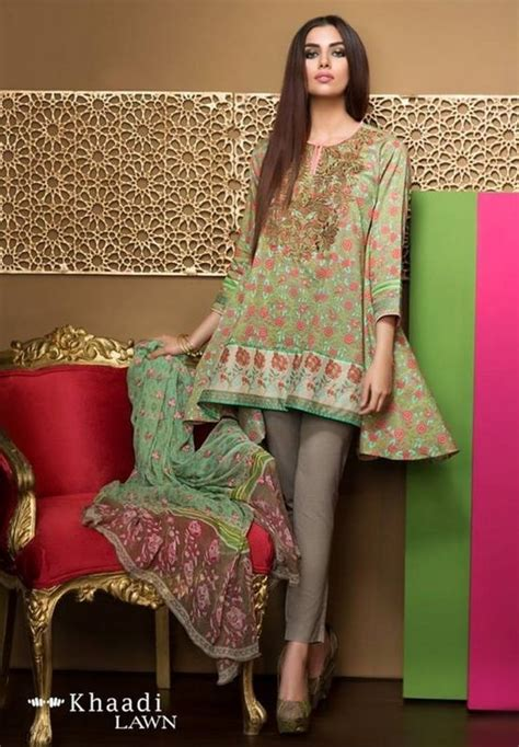 stitching styles   pakistani dresses  ladies