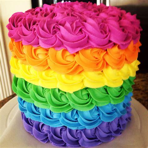 rainbow cake  stunning    moist almond colorful cake  buttercream icing