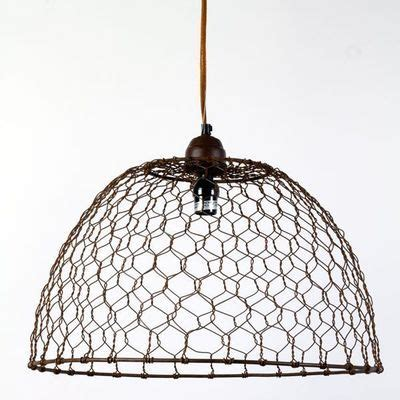 Chicken Wire Pendant Light 17 Best Images About Fixture On Light Walls Chicken Wire And Pendant Ls