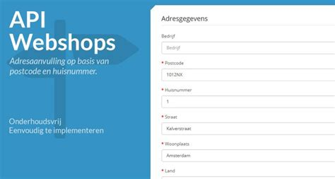 Netherlands Address Search Opencart Postcode Nl Adds Address City And State For
