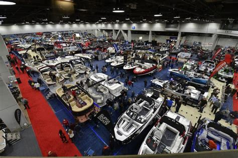 cincinnati travel sports boat show downtown