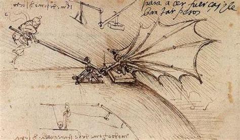 macchine volanti di leonardo da vinci leonardo da vinci il genio e le invenzioni uil scuola