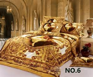 Designer Bed Sheet Sets Aliexpress Buy Luxury Modern 3d Bedding Sets Unique Painting Comforter Set 4pc