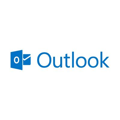 microsoft outlook logo vector download free