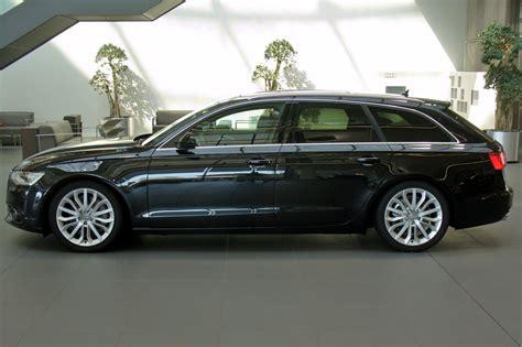 Audi Seite by File Audi A6 Avant 3 0 Tdi Quattro S Tronic Phantomschwarz