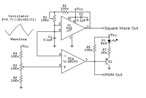 pwm input capacitor how do i use pin5 to duty cycle of a 555 based pwm electrical engineering stack exchange