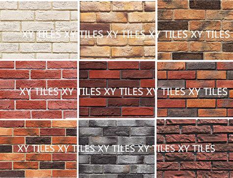 artificial decorate faux brick for exterior decor