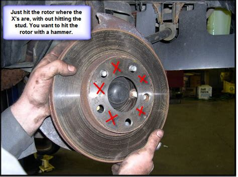 how to remove back brakes on a 2009 how do i remove the rear rotors