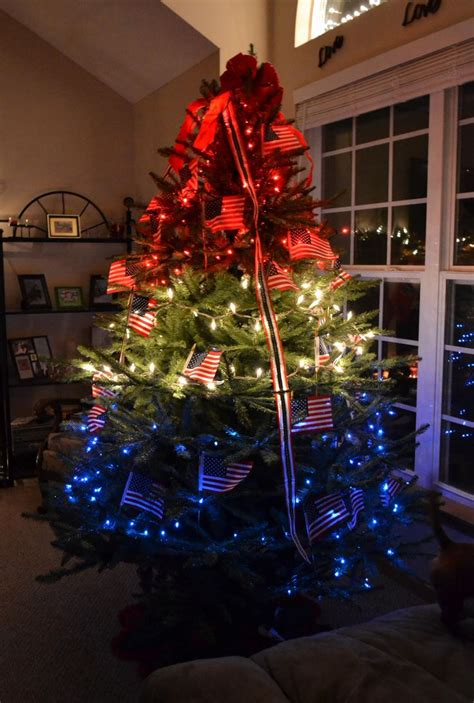 patriotic christmas lights 822 best images about trees on