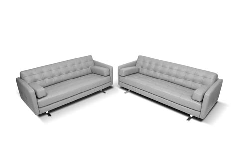 modern square sofa modern square sofa with tufted backrest idfdesign