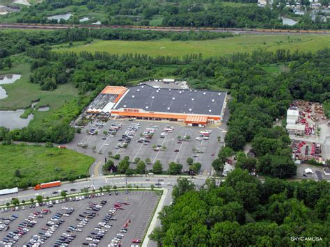 commercial real estate aerial photography