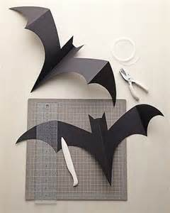 How To Make Bat With Paper - how to make bats mash