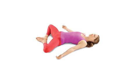 Reclined Bound Angle Pose by Reclining Bound Angle Pose Supta Baddha Konasana