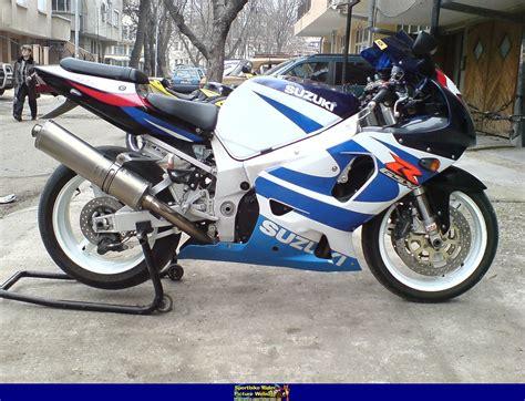 Suzuki 750 Gsxr 2000 2000 Suzuki Gsx R 750 Moto Zombdrive