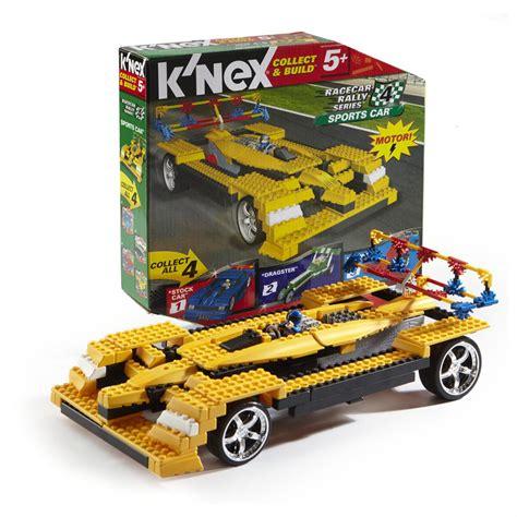 motorized car 2 pk k nex 174 motorized car sets 215113 toys at