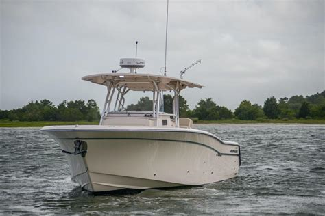 saltwater fishing boats for sale in nc 2013 used grady white canyon 336 saltwater fishing boat